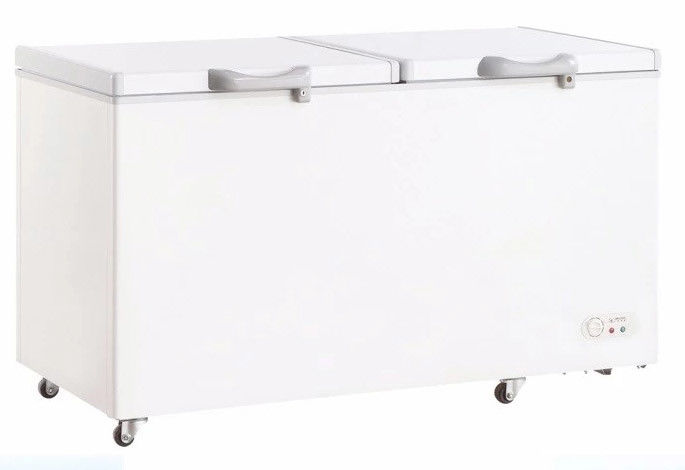 528L Chest Freezer Large Capacity Energy Saving For Meat And Ice Cream