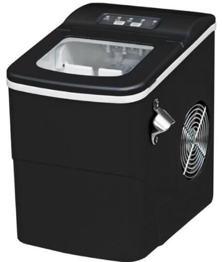 12Kg Full Automatic Small Portable Commercial Ice Maker Machine , Countertop Ice Cube Machine